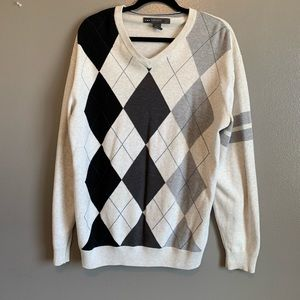 Men's sweater retrofit